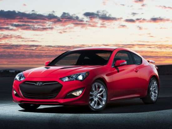 2013 Hyundai Genesis Coupe: Video Road Test and Review