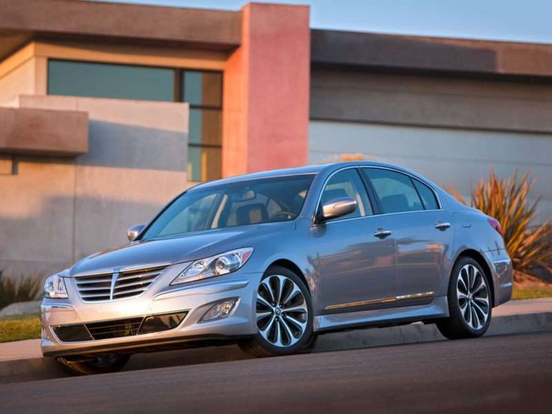 2013 Hyundai Genesis