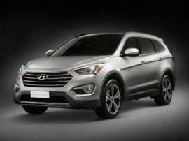 2013 Hyundai Santa Fe GLS 4dr Front-wheel Drive