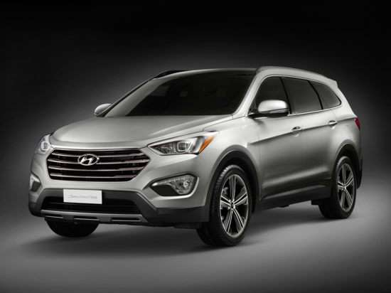 2013 Hyundai Santa Fe Crossover Video Review