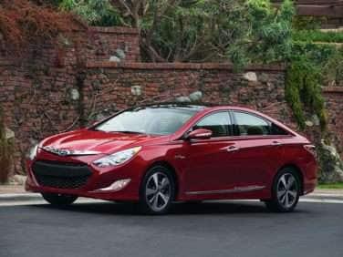 2013 Hyundai Sonata Hybrid Limited w/Sunroof