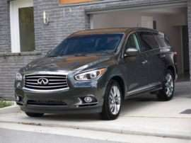 2013 Infiniti JX: Five Questions for Infiniti VP Ben Poore