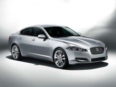 2013 Jaguar XF Supercharged RWD