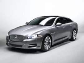 2013 Jaguar XJ Supercharged 4dr Rear-wheel Drive Sedan