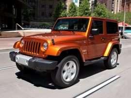 2013 Jeep Wrangler Sport 2dr 4x4