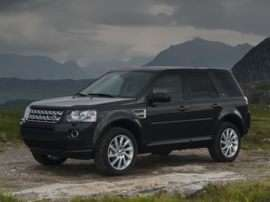 2013 Land Rover LR2 Base 4dr All-wheel Drive
