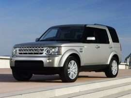 2013 Land Rover LR4 Base 4dr All-wheel Drive