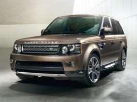 2013 Land Rover Range Rover Sport HSE 4dr 4x4