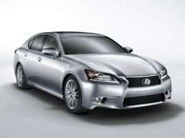 2013 Lexus GS 350 Base 4dr Rear-wheel Drive Sedan