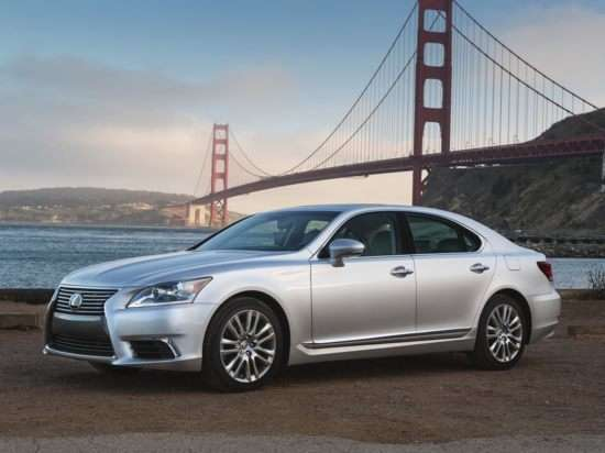 2013 Lexus LS 460 F-Sport Video Review
