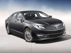 2013 Lincoln MKZ Base 4dr Front-wheel Drive Sedan