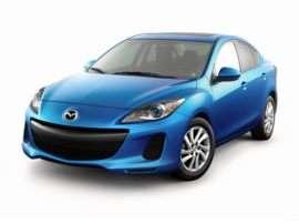 2013 Mazda Mazda3 i SV 4dr Sedan