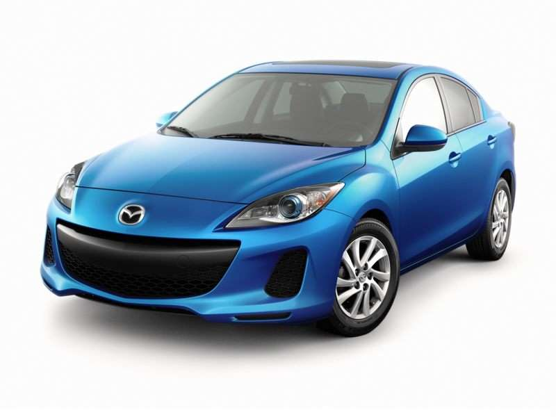 2013 Mazda Mazda3
