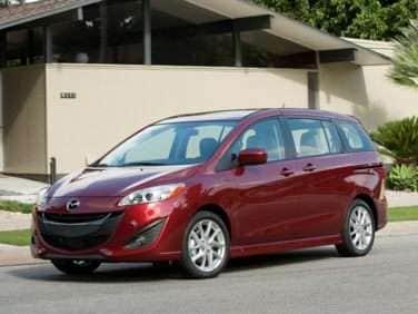 2013 Mazda MAZDA5 Sport (A5)