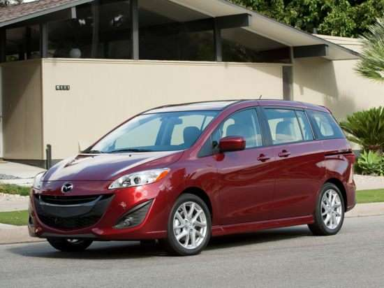 2013 Mazda MAZDA5 Touring (A5)