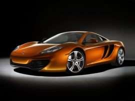 2013 McLaren MP4-12C Base Coupe