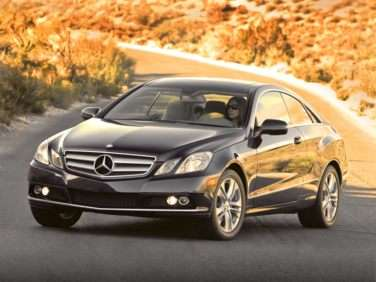 2013 Mercedes-Benz E-Class E350 AWD 4MATIC Coupe