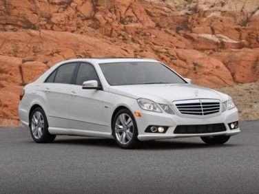 2013 Mercedes-Benz E-Class E350 BlueTEC RWD Sedan