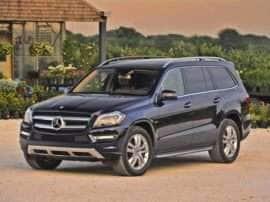2013 Mercedes-Benz GL-Class Base GL450 4dr All-wheel Drive 4MATIC