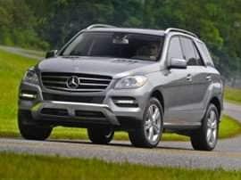 2013 Mercedes-Benz M-Class Base ML350 4dr All-wheel Drive 4MATIC