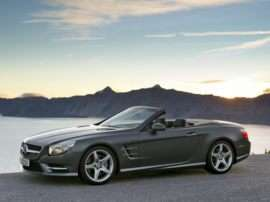 2013 Mercedes-Benz SL-Class Base SL550 2dr Roadster