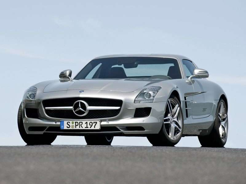 2013 Mercedes-Benz SLS AMG
