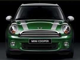 2013 MINI Clubman Cooper 3dr