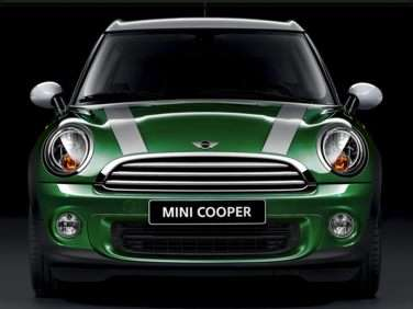 2013 MINI Clubman