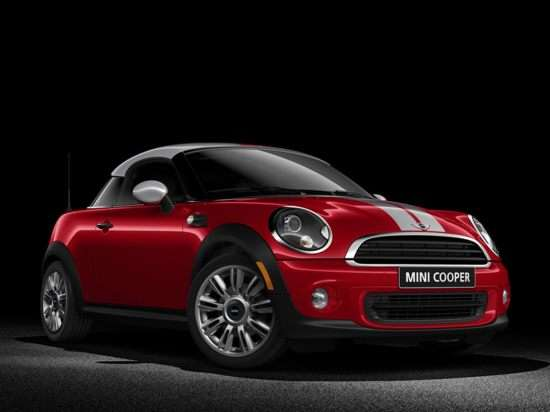 2013 MINI Coupe