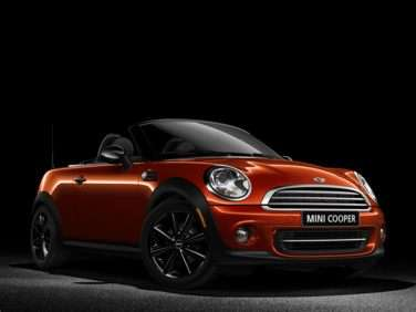 2013 MINI Roadster