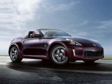 2013 Nissan 370Z Base (A7) Roadster