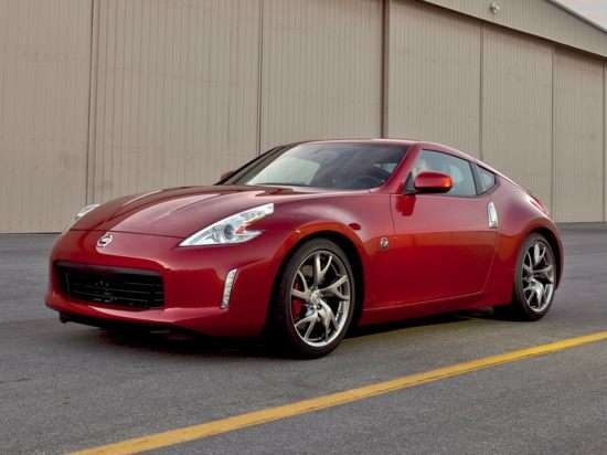 2013 Nissan 370Z Touring (M6) Coupe