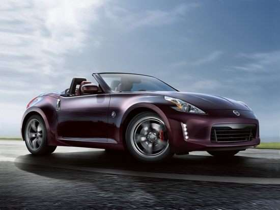 2013 Nissan 370Z Touring (A7) Roadster