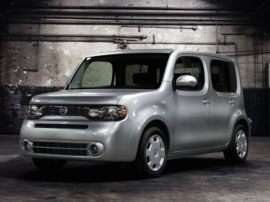 2013 Nissan cube 1.8 S 4dr Front-wheel Drive Wagon