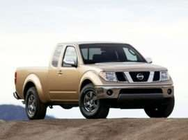 2013 Nissan Frontier S 4x2 King Cab 6 ft. box 125.9 in. WB