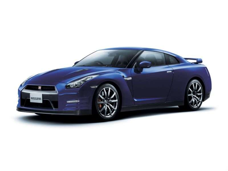 2013 Nissan GT-R