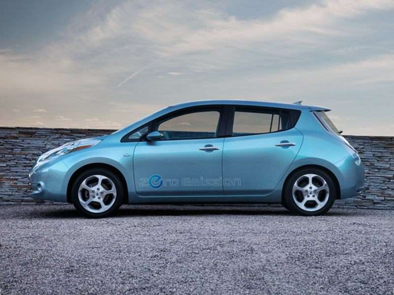 2014 Nissan LEAF Passes New Sales Milestone