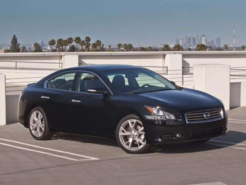 2013 Nissan Maxima