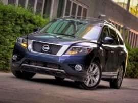 2013 Nissan Pathfinder S 4dr Front-wheel Drive