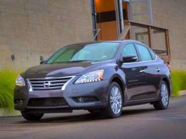2013 Nissan Sentra SV (CVT)