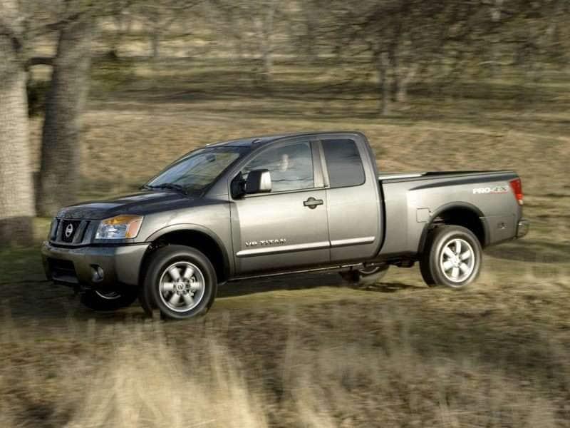 Nissan Titan to Offer Light Duty Diesel V8