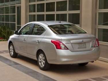 Fast Five: Cheap Fuel-Efficient Cars for 2013
