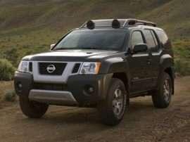 2013 Nissan Xterra X 4dr 4x2