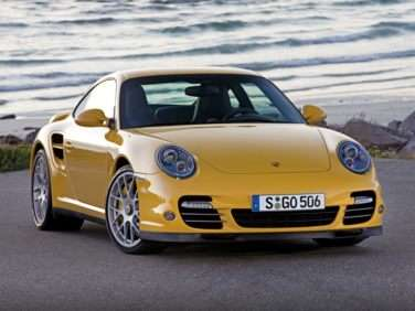 2013 Porsche 911 Turbo S (PDK) AWD Coupe