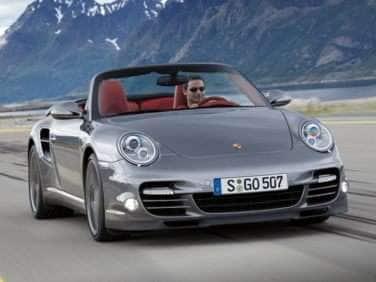 2013 Porsche 911 Turbo S (PDK) AWD Cabriolet