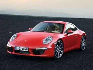 2013 Porsche 911 RWD Coupe