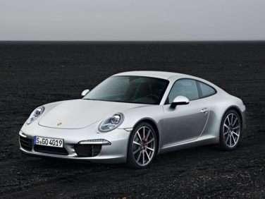 2013 Porsche 911 S RWD Coupe