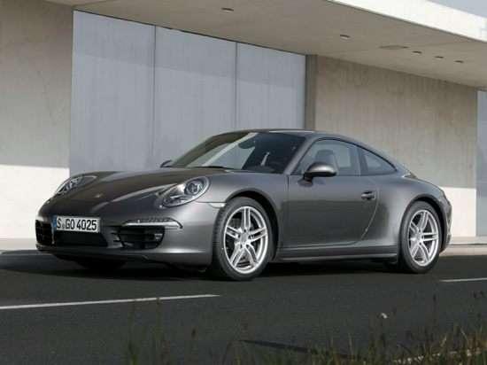 2013 Porsche 911 Carrera 4 (M7) AWD Coupe