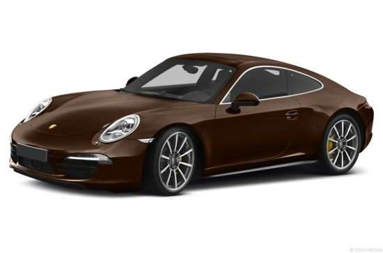 2013 Porsche 911 Carrera 4S (M7) AWD Coupe