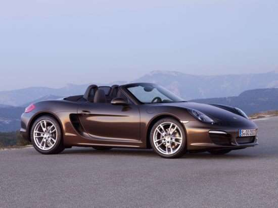 Esquire Names 2013 Porsche Boxster Its Sports Car of the Year